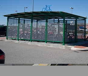Bike Shelter Upgrade