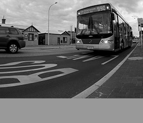 Bus Priority Lanes: Ranford Rd