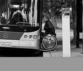 Bus Stop Accessibility Works Program