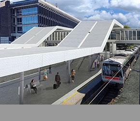 East Perth Station Upgrade