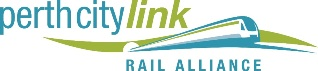 Perth City Link Rail Alliance logo