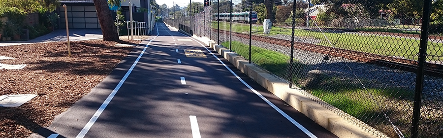 Guildford Station Principal Shared Path Upgrade