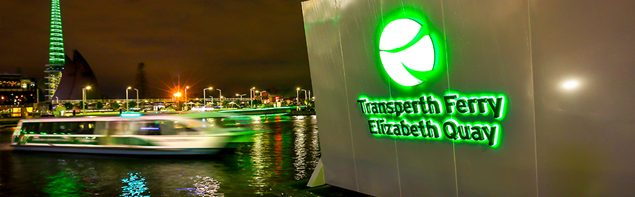 Elizabeth Quay Ferry Kiosk Upgrade