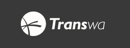 Transwa logo link alternate image
