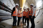 Two years of Forrestfield-Airport Link tunnelling completed