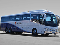 Transwa road coach